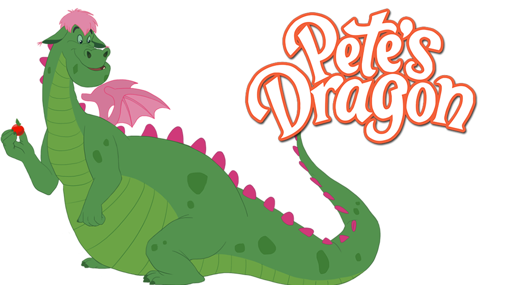 Petes dragon 2016 clipart vector freeuse library Sasaki Time: PRODUCTION ON REMAKE OF \