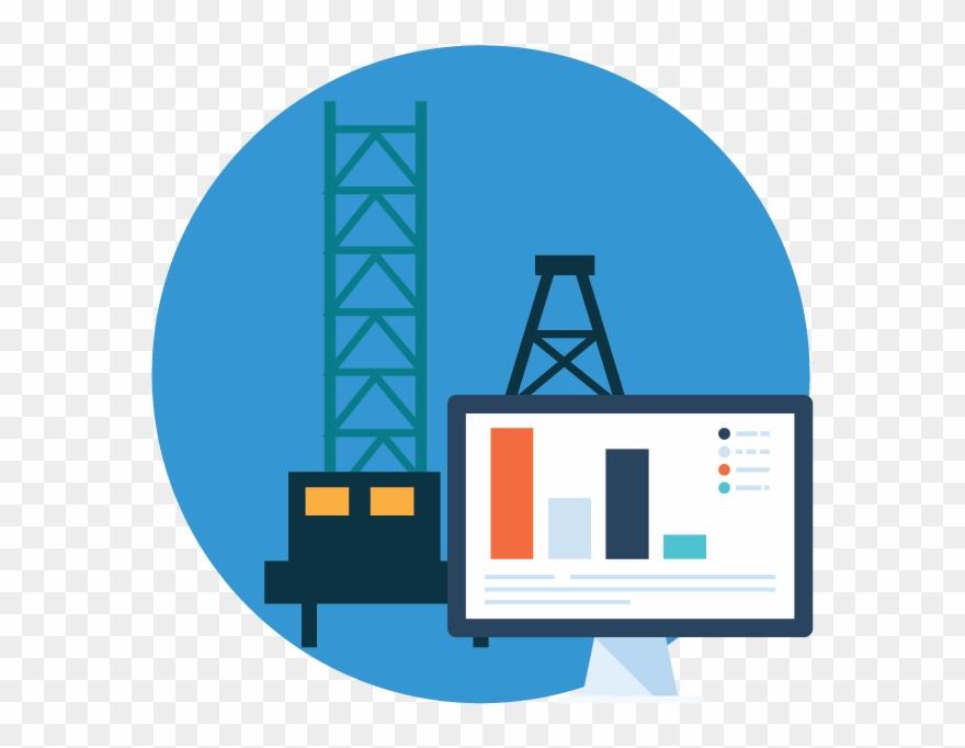 Petro clipart clip freeuse download Oil, Gas And Data - Petroleum Clipart (#1586999) - PinClipart clip freeuse download