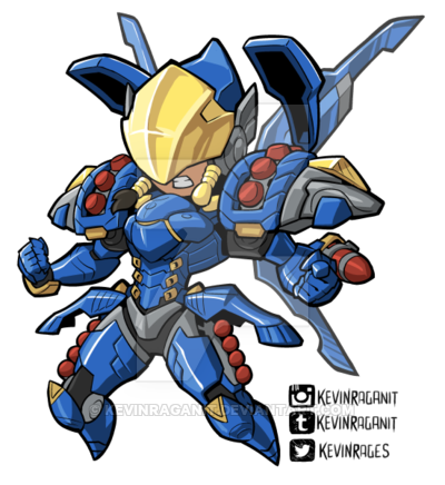 Pharah overwatch clipart svg Overwatch pharah fanart clipart images gallery for free ... svg