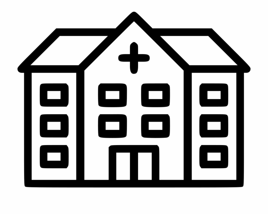 Pharmacy building clipart svg freeuse Healthcare Pharmacy Building Svg Png Icon Free Ⓒ - Pharmacy ... svg freeuse