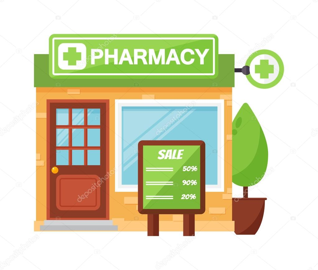 Pharmacy store clipart jpg free download Pharmacy store jpg free download