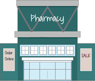 Pharmacy building clipart image royalty free library Free Pharmacy Cliparts, Download Free Clip Art, Free Clip ... image royalty free library
