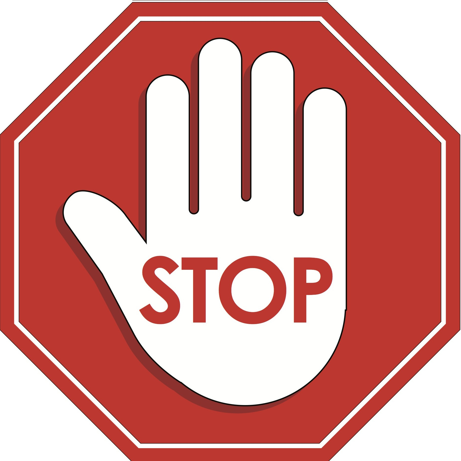 Phenomenal clipart vector freeuse download Phenomenal Image Of Stop Sign Clipart Clip Art   Trenmay.com vector freeuse download