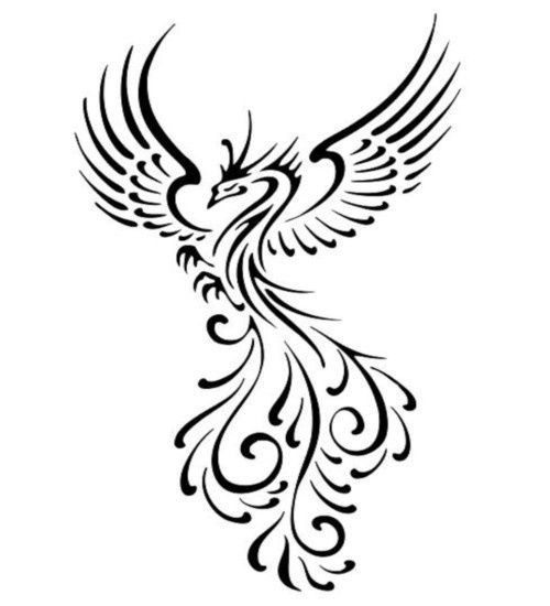 Pheoenix clipart svg free library phoenix clipart | 20 phoenix symbol free cliparts that you ... svg free library