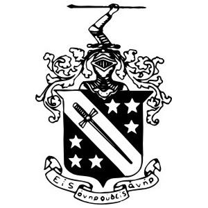 Phi delta theta black & white clipart black and white download Media Categories P – Crest | Begreeked.com black and white download