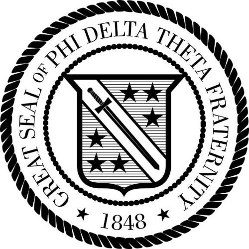 Phi delta theta black & white clipart svg black and white library Seal of Phi Delta Theta | pdtghq | Flickr svg black and white library