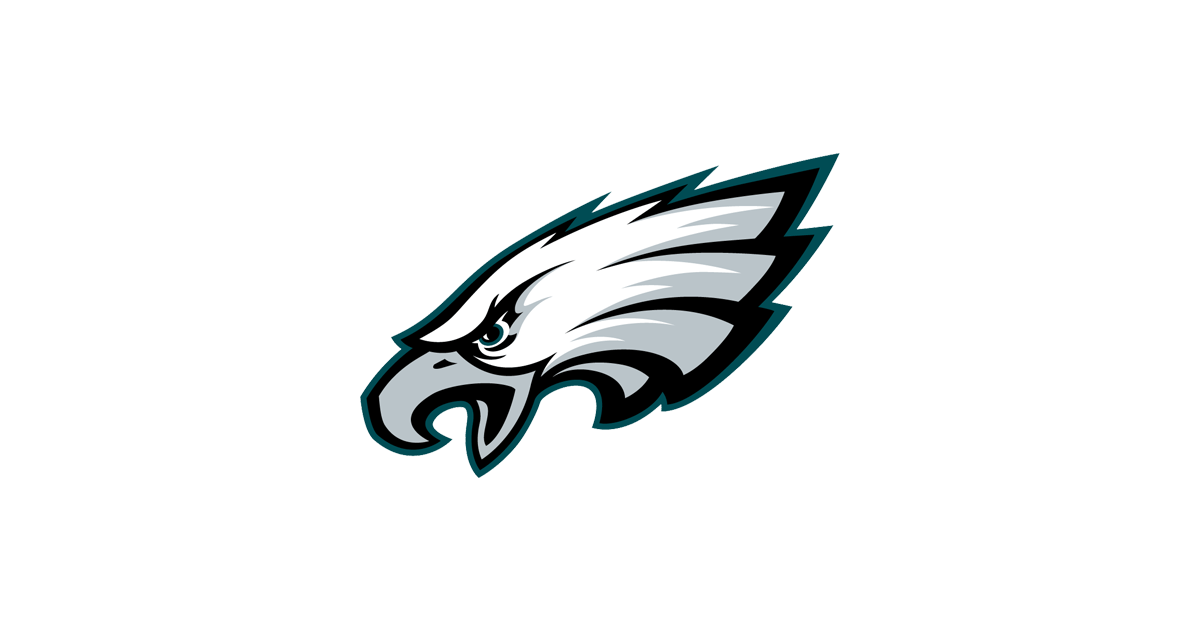 Philadelphia eagles football clipart image black and white download 2018 Philadelphia Eagles Schedule | FBSchedules.com image black and white download