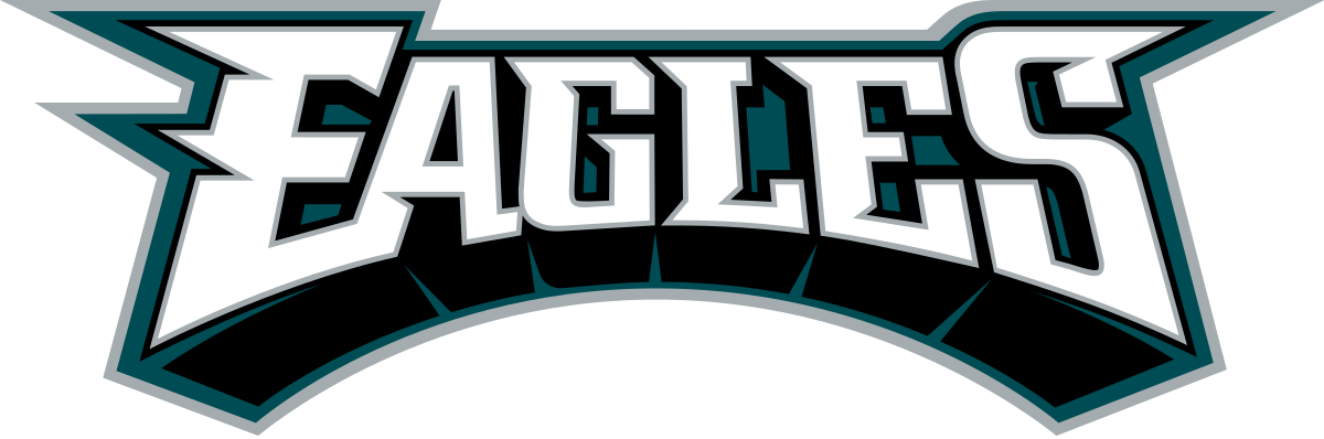 Philadelphia eagles football clipart svg black and white download Philadelphia Eagles Logo Group (68+) svg black and white download