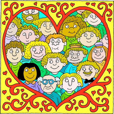 Philippians clipart image freeuse library Image: Having the Same Love | Philippians Clip Art ... image freeuse library