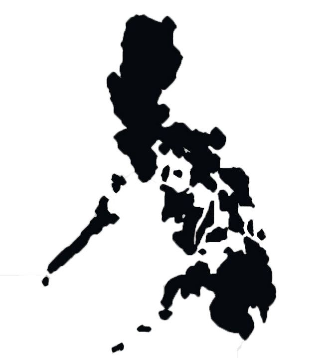 Philippines map regons clipart black and white graphic transparent stock philippines | Philippine map | Philippine map, Philippines ... graphic transparent stock