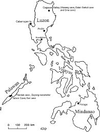 Philippines map regons clipart black and white jpg library 13 Best Philippines Map - Simple images in 2016 | Philippine ... jpg library
