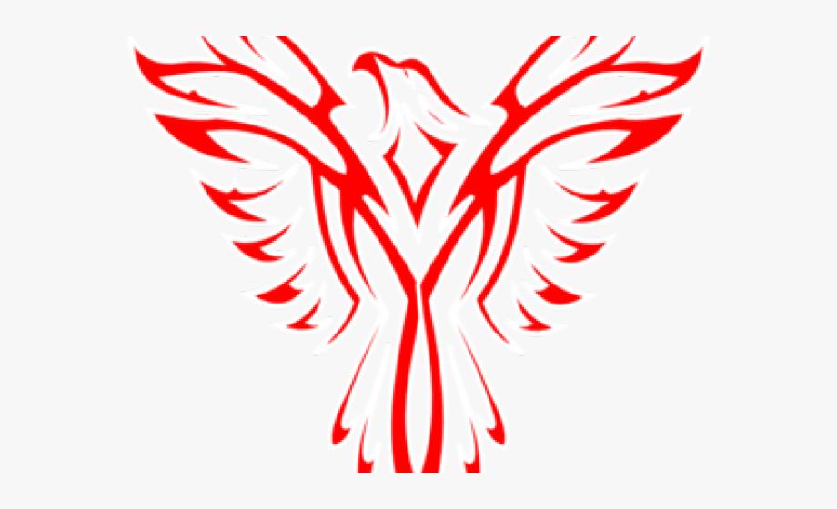 Phoenix logo clipart clip art transparent library Phoenix Flag Clipart Red - Blue Phoenix Bird Logo #1628352 ... clip art transparent library