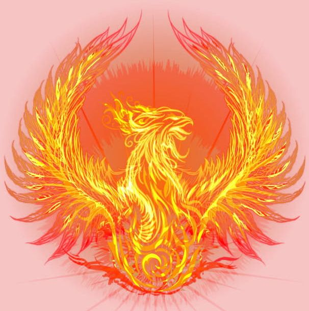Phoenix wings clipart vector library stock Phoenix Wings PNG, Clipart, Brilliant, Buckle, Clip, Flame ... vector library stock