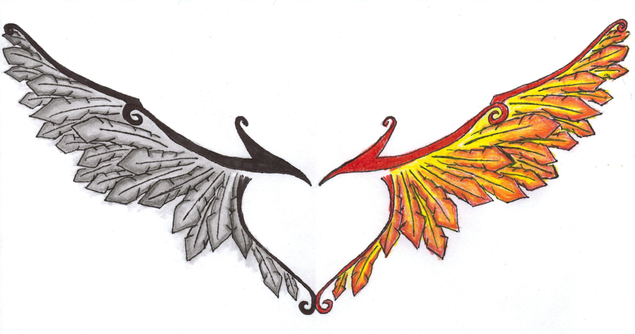 Phoenix wings clipart picture freeuse download Phoenix Wings by SaraStar on DeviantArt   Wings and Feathers ... picture freeuse download