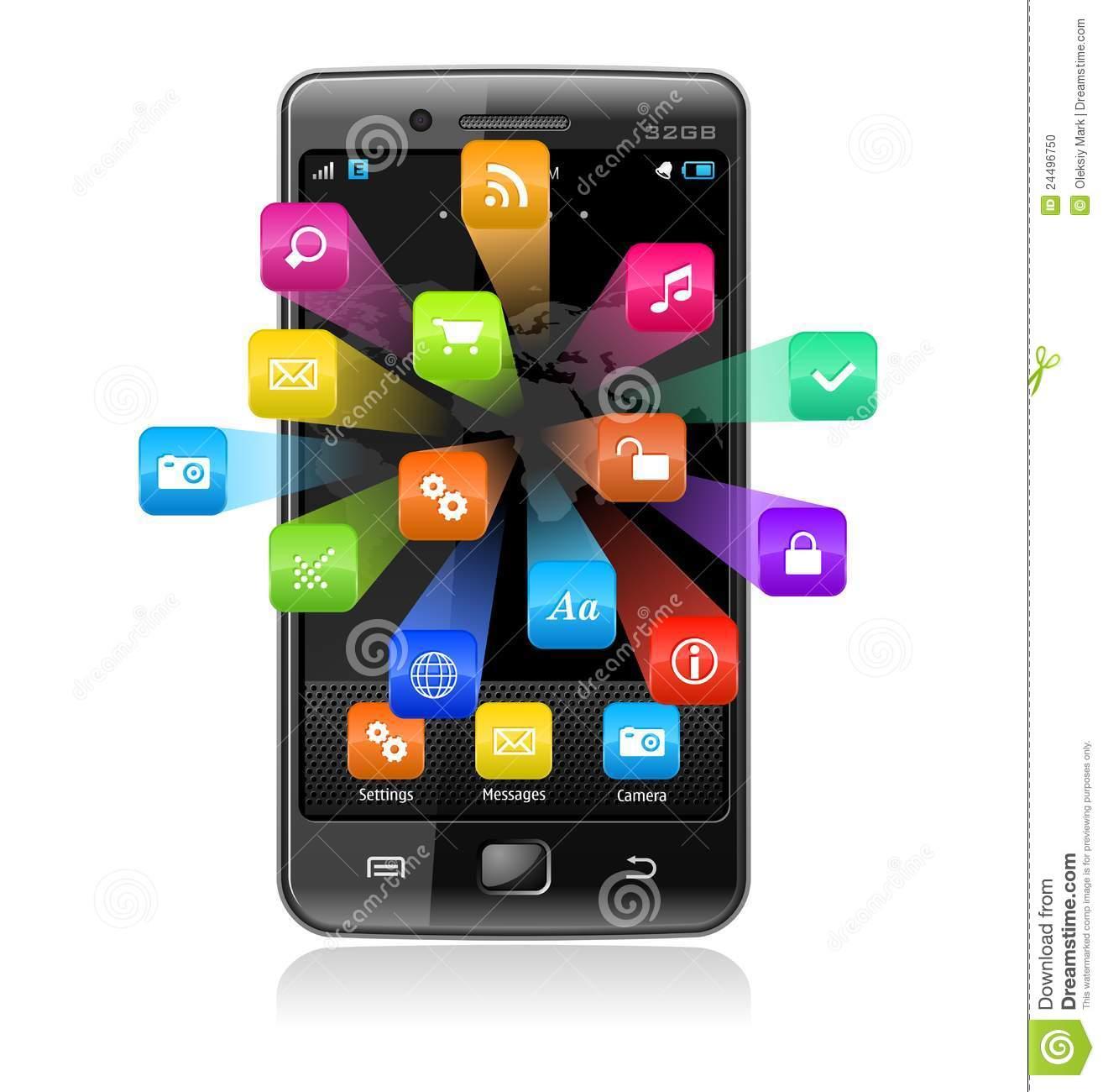 Phone app clipart clipart download Phone app clipart - ClipartFest clipart download