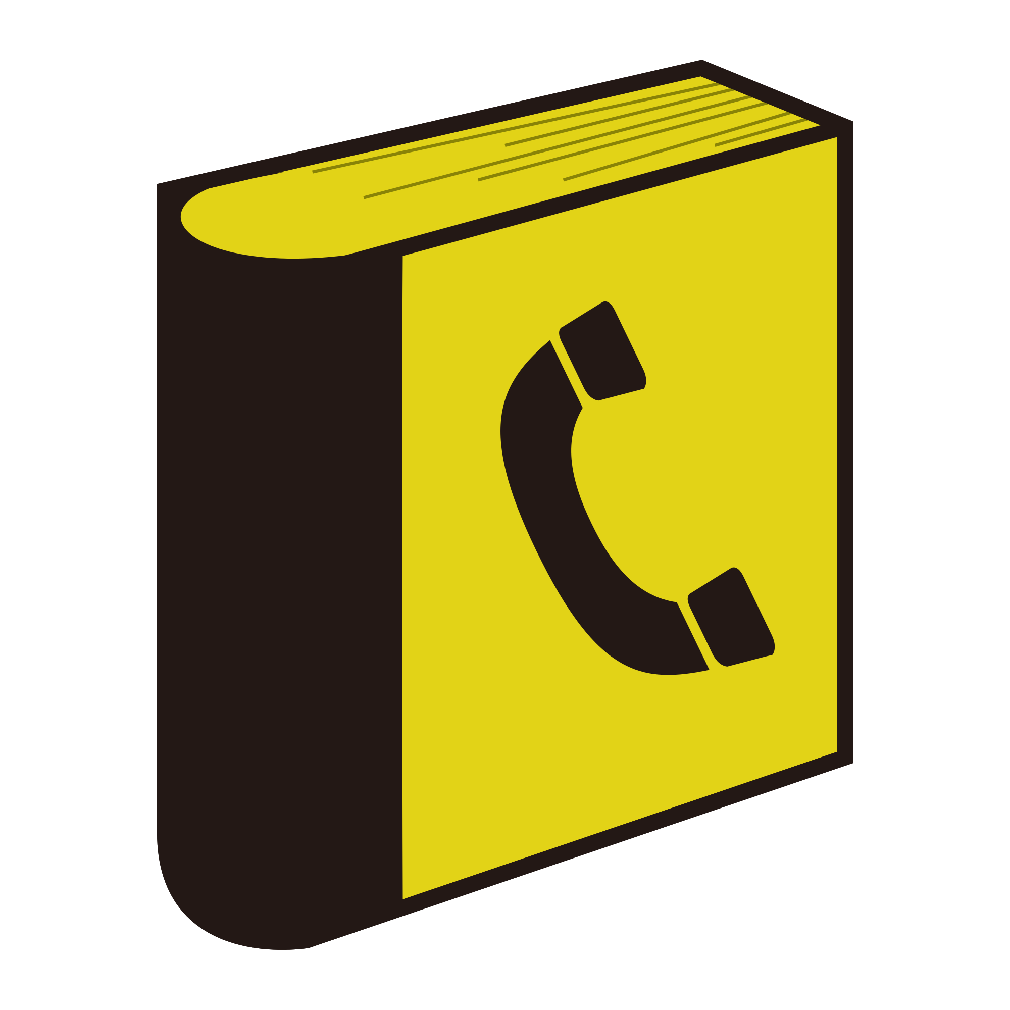 Pictures of phone book clipart png black and white download File:PEO-phone book.svg - Wikimedia Commons png black and white download