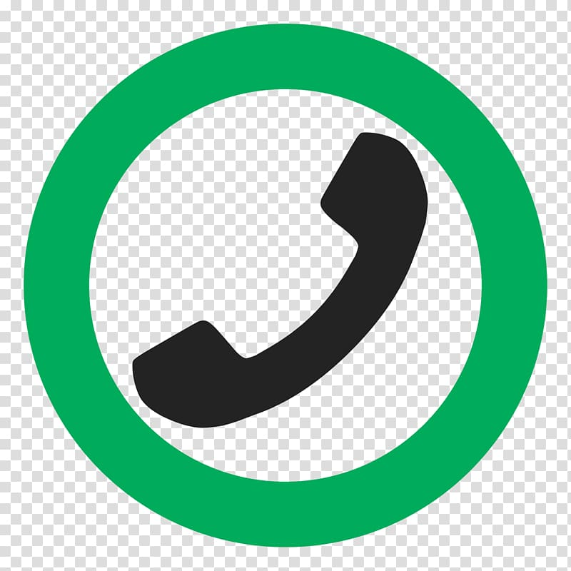 Phone icon clipart green black and white library Green and black phone logo, Telephone number Symbol Computer ... black and white library