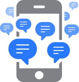 Phone text clipart svg transparent Advocacy through Texting - Winning Connections | Interactive ... svg transparent