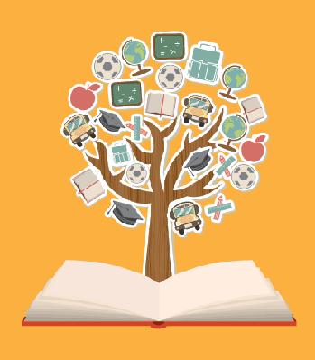 Phone tree clipart vector royalty free School Symbols - Learning Tree 2 | Clipart | PBS LearningMedia vector royalty free