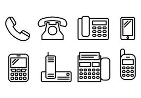 Phone vector icon clipart image transparent Phone Icon Free Vector Art | 27,000+ Free Phone Icons! image transparent