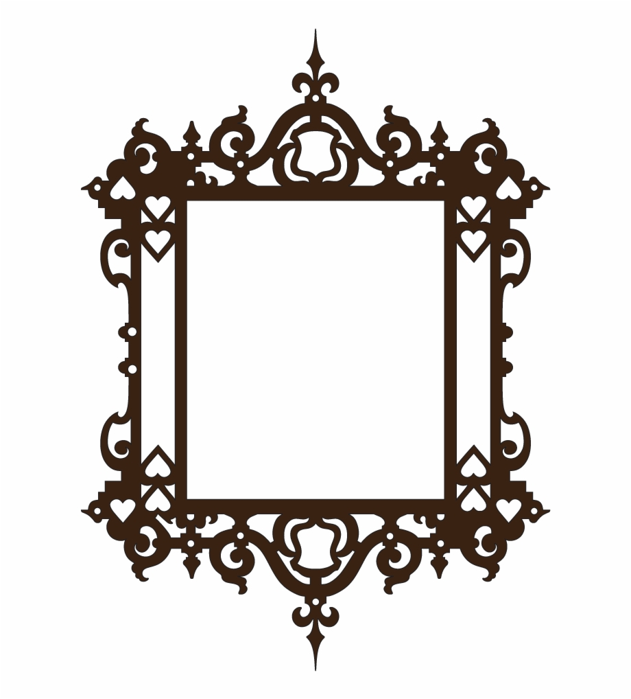 Photo background frame clipart png library stock Fancy Frame Transparent Background Free PNG Images & Clipart ... png library stock