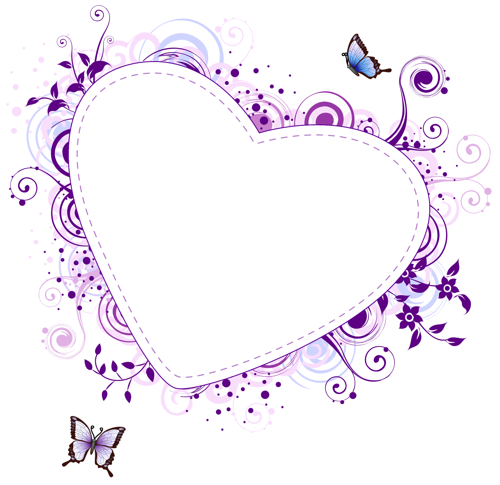 Photo frame clipart with hearts clip art royalty free 17 Best images about Borders/Frames on Pinterest | Photo ... clip art royalty free