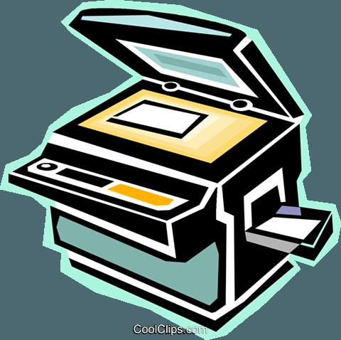 Photostat machine clipart clip art transparent photocopy machine Royalty Free Vector Clip Art illustration ... clip art transparent