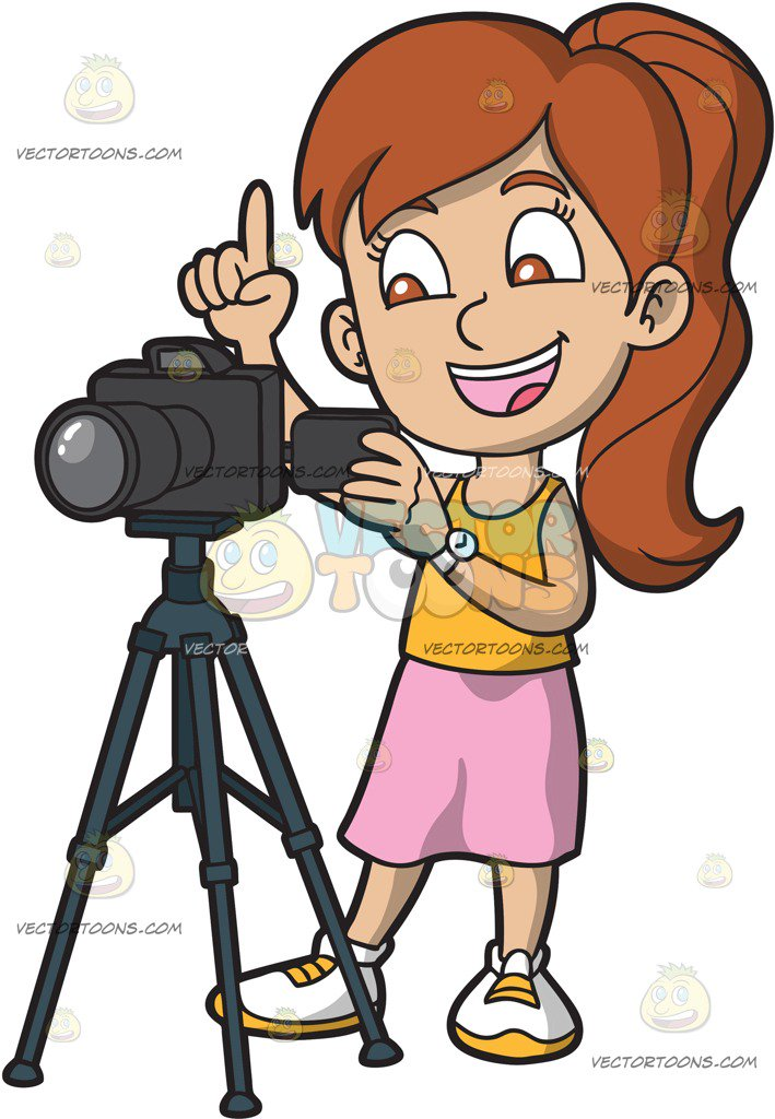 Photography girl clipart black and white Photograph clipart cartoon - 142 transparent clip arts ... black and white