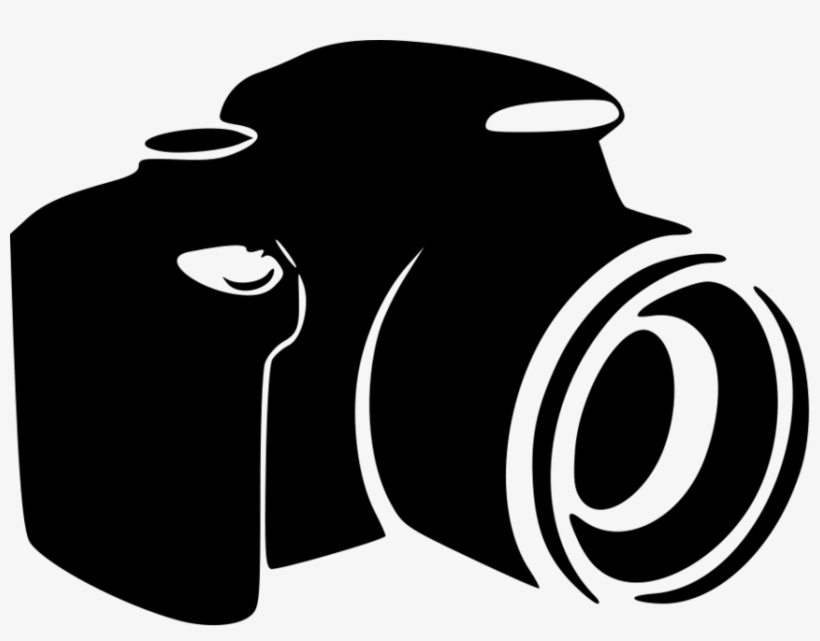 Photography logo hd clipart graphic black and white stock Camera Clip Art At Clipart Library - Photography Logo Black ... graphic black and white stock