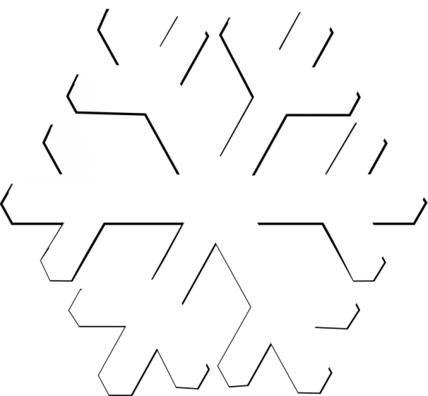 Photoshop clipart snowflake transparent Snowflake png - Free PNG Images | TOPpng transparent