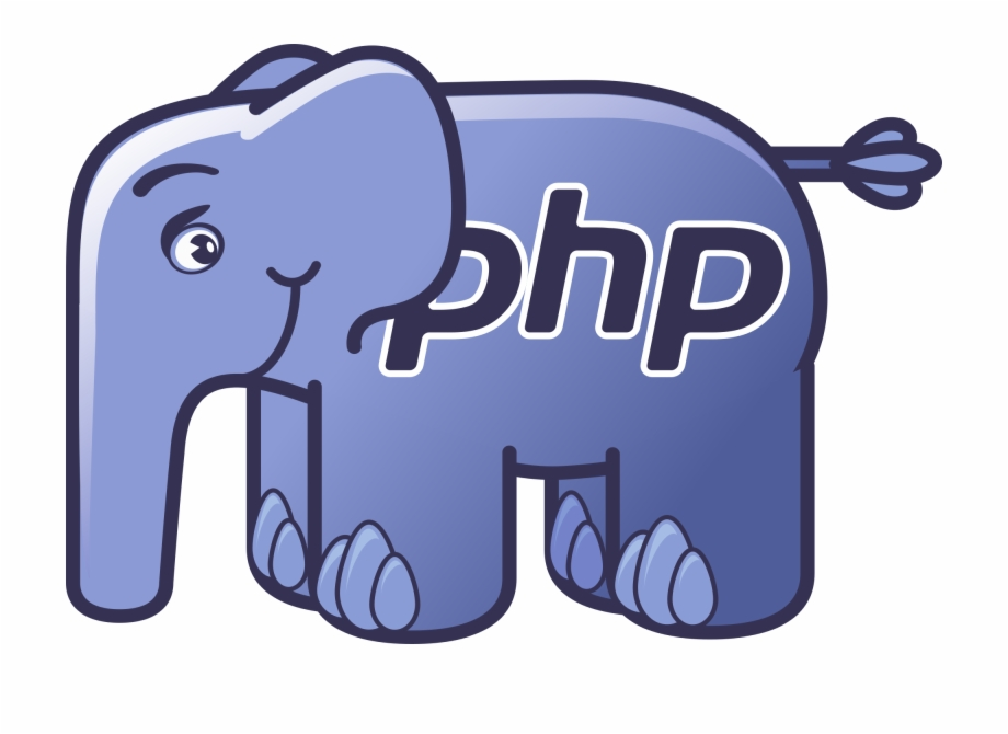Php clipart clipart library library And Svg Elephant - Php Programming Language Free PNG Images ... clipart library library