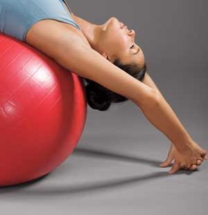 Physioball clipart picture freeuse download 15-Minute Full-Body Exercise-Ball Workout picture freeuse download