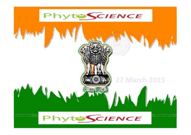 Phytoscience logo clipart
