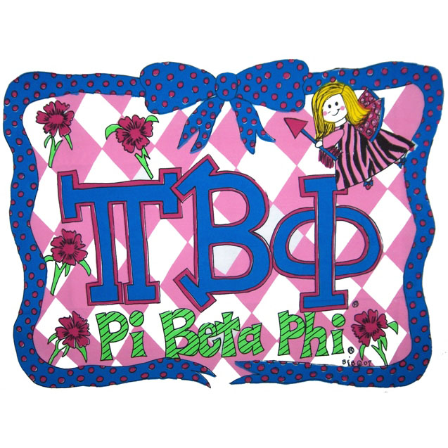 Pi beta phi clip art image freeuse The Hottest Selection of Greek Gifts and Merchandise Online. image freeuse