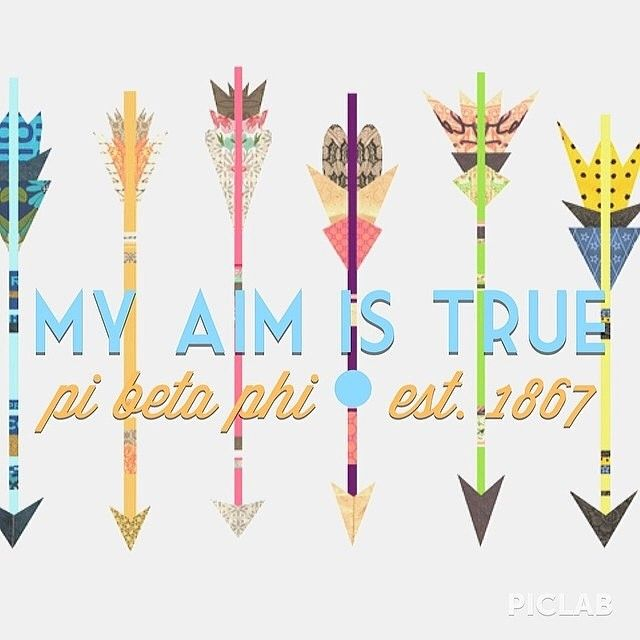 Pi phi arrow clipart jpg royalty free 17 Best images about Angels & Arrows: Pi Beta Phi on Pinterest ... jpg royalty free
