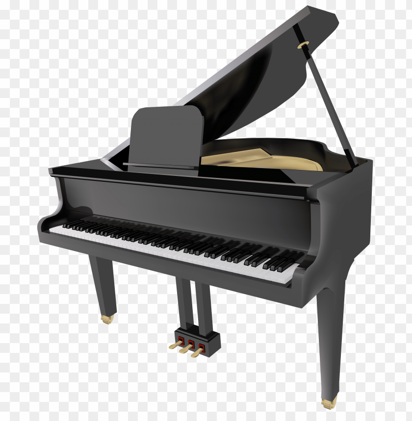 Piano clipart images image black and white stock Download grand piano clipart png photo | TOPpng image black and white stock