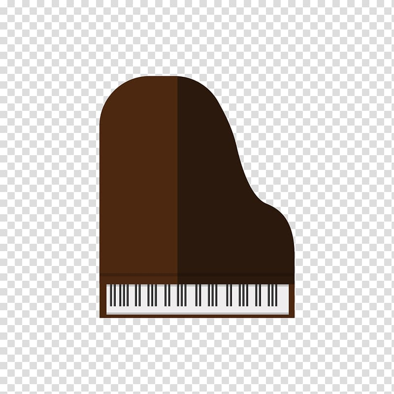 Piano icon clipart banner freeuse Piano Icon, flat piano transparent background PNG clipart ... banner freeuse