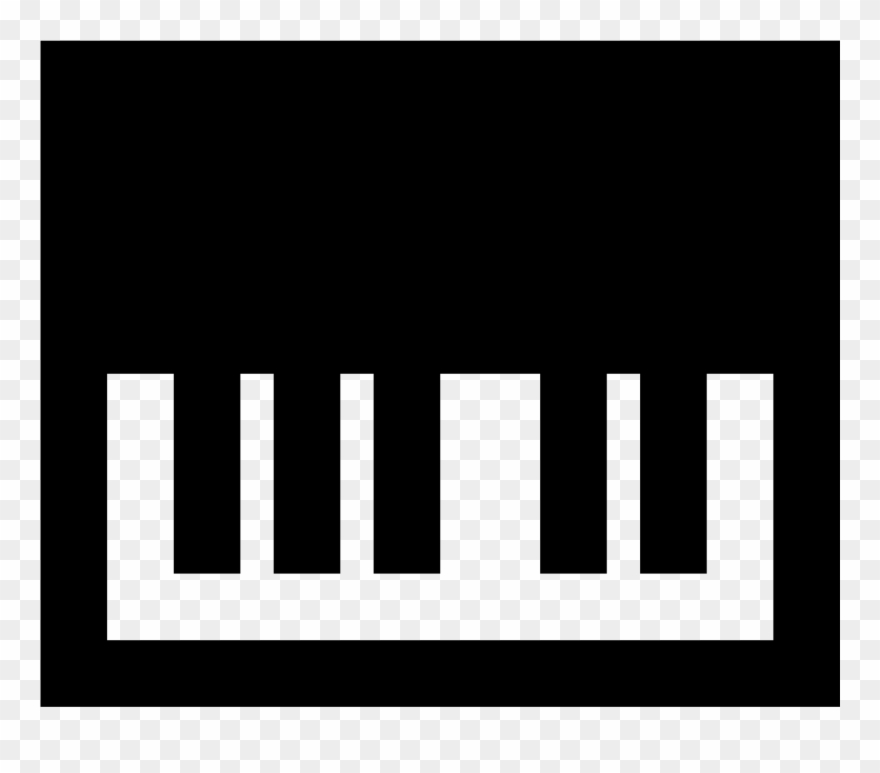 Piano icon clipart picture royalty free library Icon Free Download - Piano Icons Png Clipart (#4224525 ... picture royalty free library