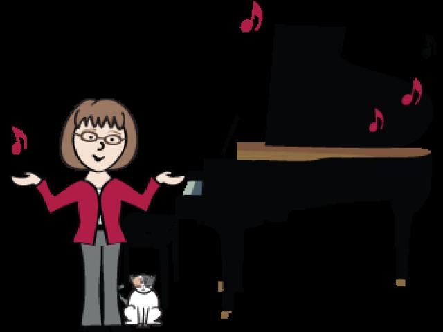 Piano lesson clipart banner transparent download Piano Clipart piano lesson 4 - 329 X 258 Free Clip Art stock ... banner transparent download