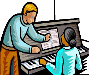 Piano lesson clipart svg black and white stock Piano Lessons For Adults - Why It\'s Never Too Late to Learn ... svg black and white stock