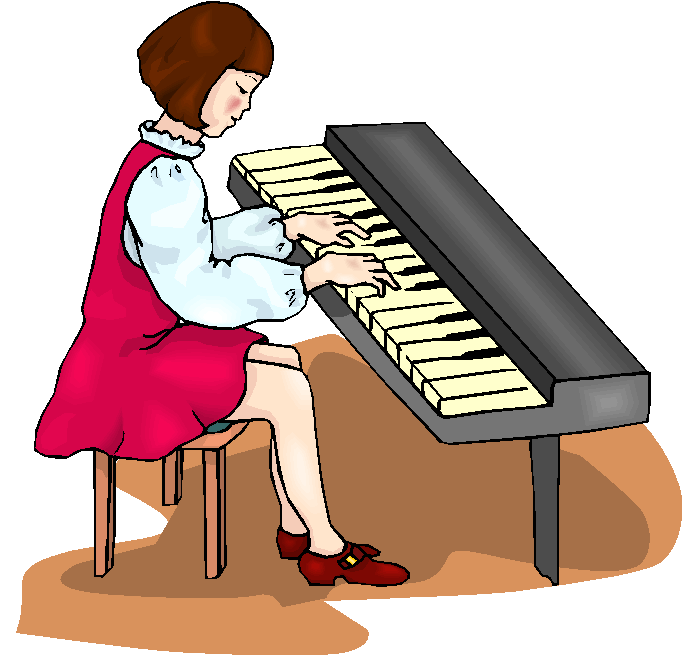 Piano player clipart graphic freeuse Free Pianist Cliparts, Download Free Clip Art, Free Clip Art ... graphic freeuse