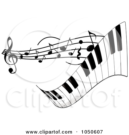Piano sheet music clipart stock Royalty-Free (RF) Sheet Music Clipart, Illustrations, Vector ... stock