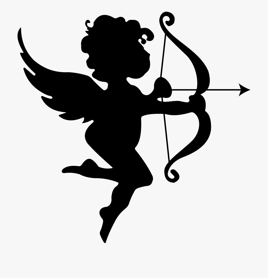 Pic of cupid clipart jpg royalty free library Cupid Svg Bow Arrow - Cupid Clipart #38735 - Free Cliparts ... jpg royalty free library