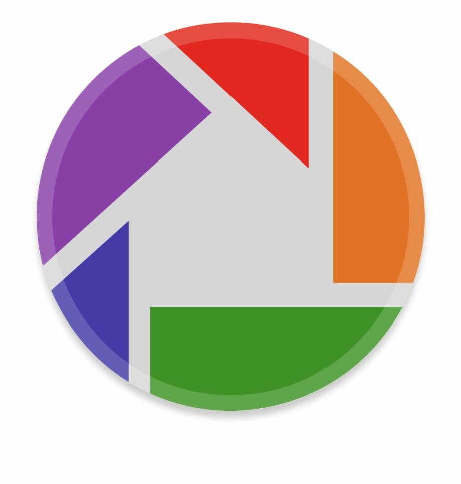 Picasa icon clipart