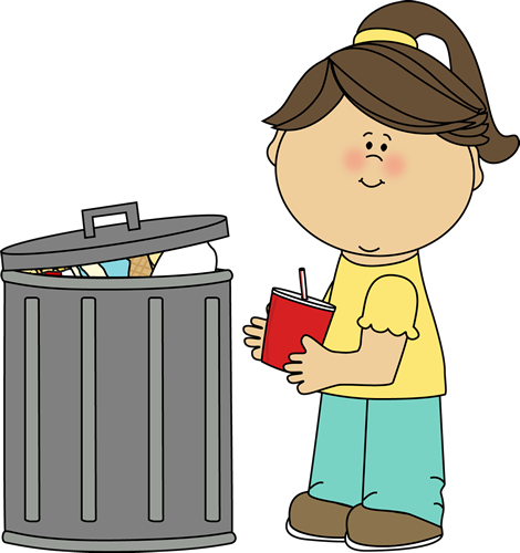 Pick it up clipart png black and white Girl Picking Up Trash Clip Art - Girl Picking Up Trash Image ... png black and white