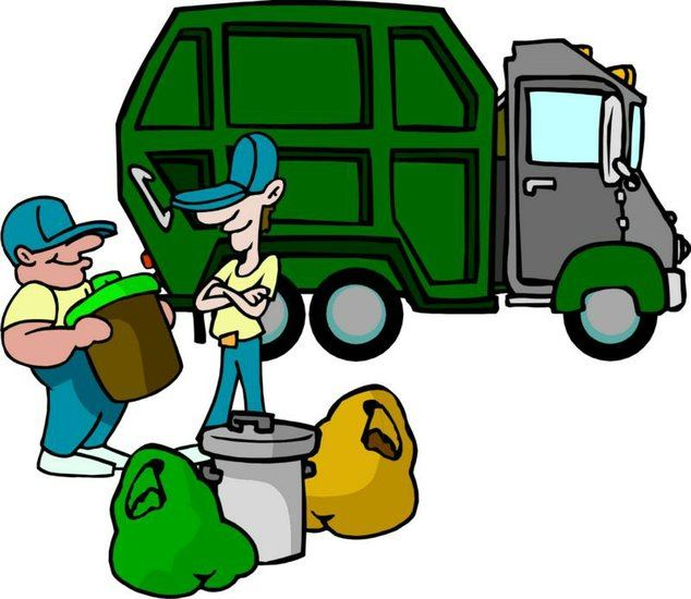 Pick up trash out of yard clipart jpg royalty free download Sanitation | Trash Pick-Up | Hogansville City Government Website jpg royalty free download