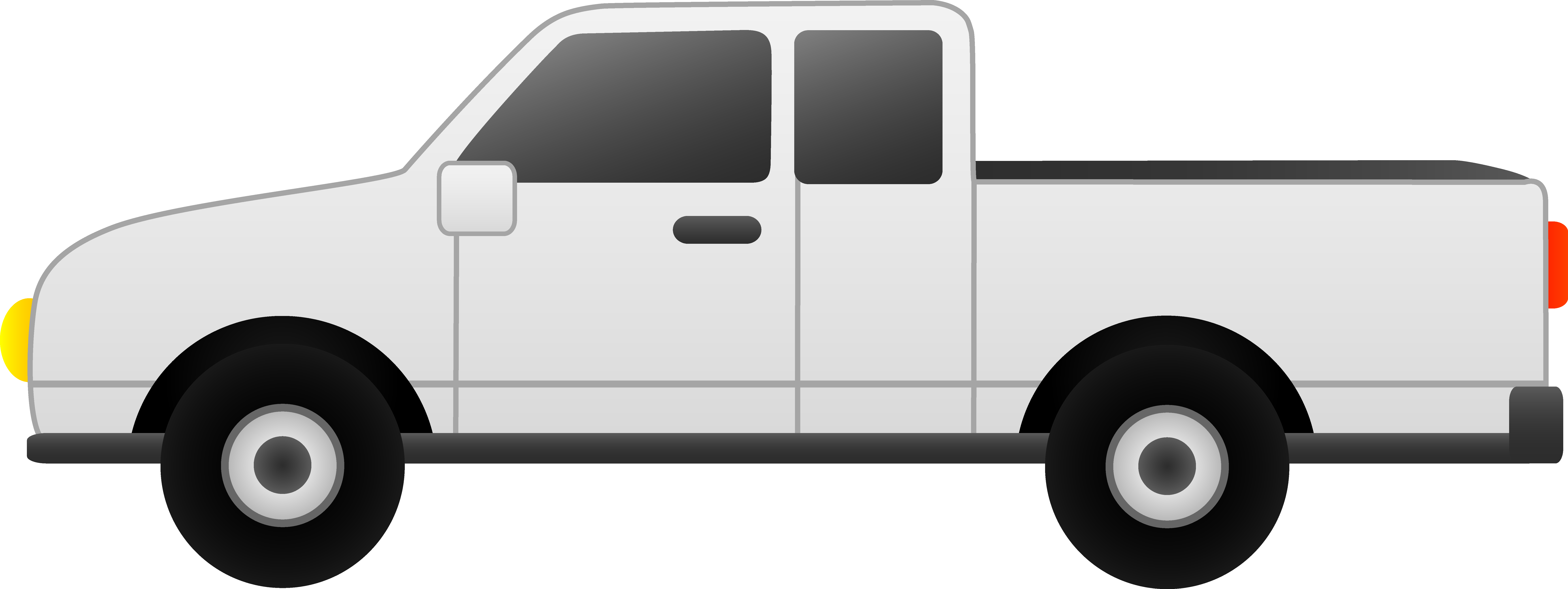 Pick up truck clipart jpg black and white Top Pickup Truck Clipart Style jpg black and white