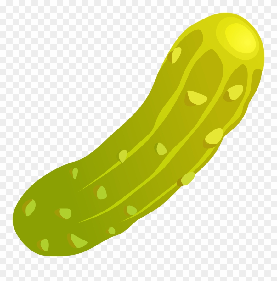 Pickle slice clipart image freeuse library Cucumber Clip Art - Pickle Clipart - Png Download (#132237 ... image freeuse library