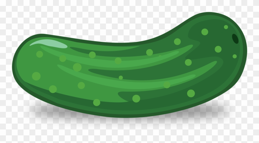 Pickled cucumber clipart image stock We Find The Former Cucumber, Pull It Out Of The Pickle ... image stock