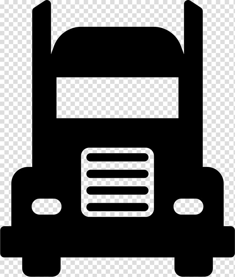 Pickup icon clipart svg freeuse stock Pickup truck Computer Icons Semi-trailer truck, font ... svg freeuse stock